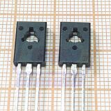 транзистор ST13003-K TO126 NPN Uce=400V Ic=1.5A Ptot=40W