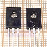 транзистор 2SB649A TO126 PNP Uce=-160V Ic=-1,5A Pc=1W