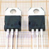 транзистор ST13005A TO220 NPN Uce=400V Ic=4A Ptot=75W