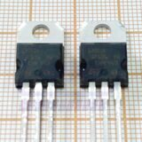 транзистор ST13007 TO220AB NPN Uce=400V Ic=8A Ptot=80W