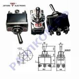 Тумблер MT KN3(C)-203A-B3 ON-OFF-ON 10A/250V
