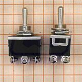 Тумблер MT KN3(C)-223A-B3 (ON)-OFF-(ON) 15A/125V 10A/250V