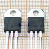 транзистор ST13009 TO220AB NPN Uce=400V Ic=12A Ptot=100W